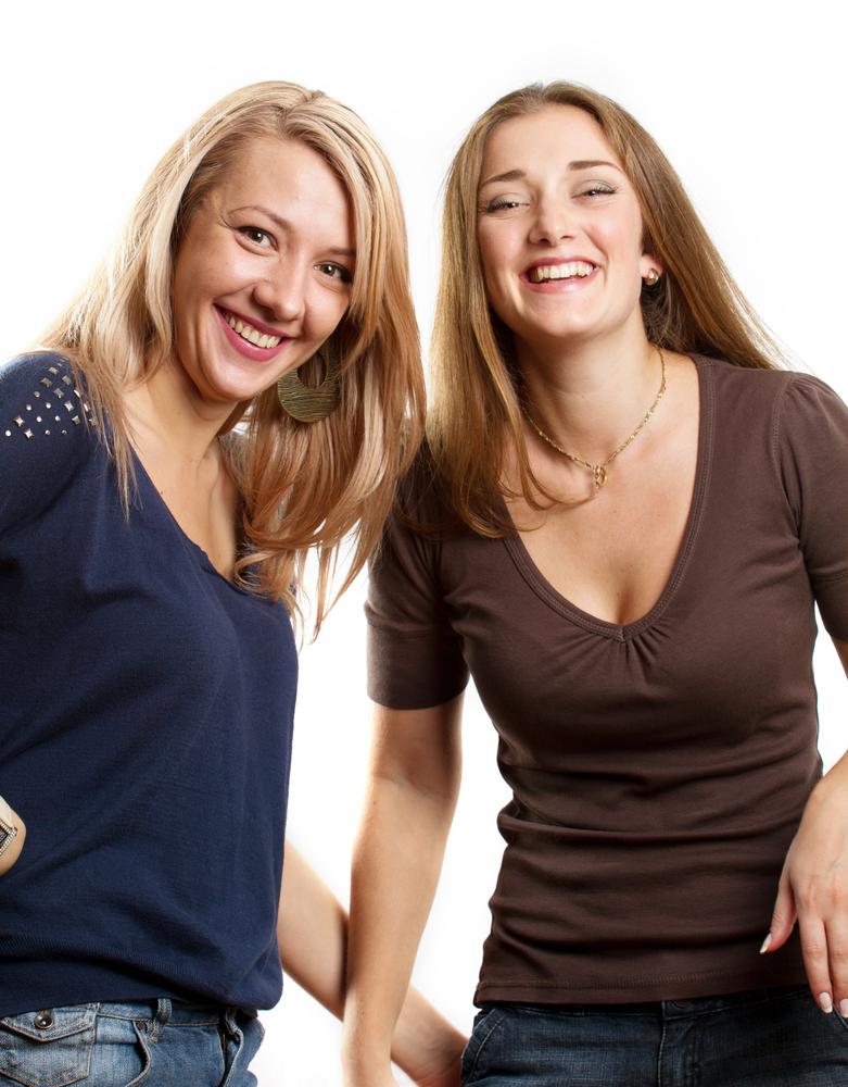 Homosexual marriage women